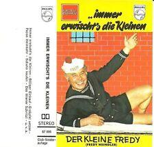 MC / DER KLEINE FREDY / CLUB-AUFLAGE / SELTEN /