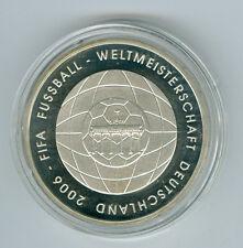 """BRD 10 Euro 2006 """"G""""  Fussball-WM 2006 PP"""