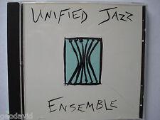 Unified Jazz Ensemble  CD 9 Tracks