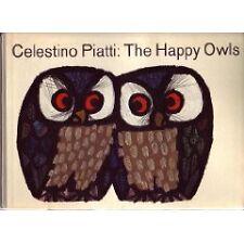 HAPPY OWLS book by Celestino Piatti Swiss Designer