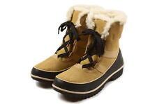 SOREL Women's Winter / Snow Tivoli II Suede Short Boot, NL2089-373, Curry NIB
