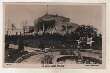 BRITISH EMPIRE EXHIBITION, 1924 - H.M. GOVERNMENT BUILDING  R.P. Postcard *
