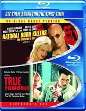 True Romance/Natural Born Killer Double Feature (Blu-ray, 2012) NEU & VERSIEGELT