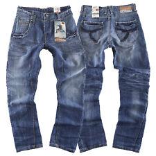 Timezone Herren Jeans Hose Lewin 3D comfort blau Neuware Größen wählbar
