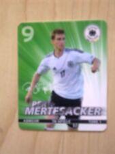 REWE Sticker, Sammelkarte - Fussball EM 2012 DFB, Nr. 9 Per Mertesacker