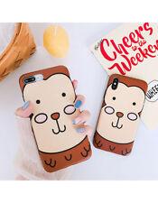 Korean Style iPhone 8 Plus case Cute Monkey iPhone 8 Plus Case Cartoon iPhone
