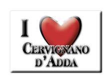 CALAMITA LOMBARDIA FRIDGE MAGNET MAGNETE SOUVENIR LOVE CERVIGNANO D'ADDA (LO)
