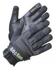 Sector Security Handschuhe Touch mit Protektoren Durchsuchungshandschuhe