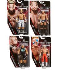 WWE Network Spotlight Figures - Basic Series - Mattel - Brand New - Sealed