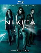 Nikita: The Complete Second Season [Blu- Blu-ray