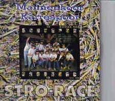Mannenkoor Karrespoor-Stro Race cd single