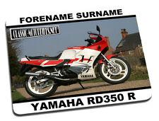 Personalised Yamaha RD350R Mouse Mat / Desk Mat