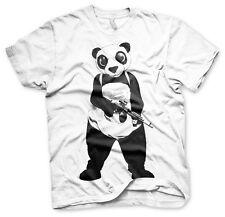Licenza Ufficiale Squadra suicida Big & Tall PANDA 3XL, 4XL, 5XL T-shirt Uomo