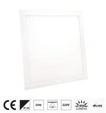 LED Panel 24W 30x30cm Kaltweiß Warmweiß Neutralweiß  Deckenleuchte Wandleuchte