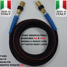 TUBO IDROPULITRICE PROFESSIONALE KARCHER HD HDS EASY LOCK DOPPIO STRATO 155GRADI