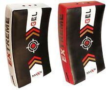MAXX GRANDI KICK SCUDO Strike Pad Boxe Punch Mitts MMA Formazione Focus Pads UFC