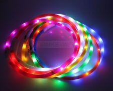 LED Halsband Visio Light Leuchthalsband Hundehalsband Leuchtschlauch Karlie Neu