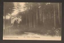 VIZZAVONA (CORSE) VILLA en FORET , en 1915