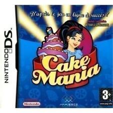 Nintendo DS Spiel - Cake Mania (mit OVP)