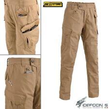 Pantaloni DEFCON 5 Panther Outdoor Tactical Pants RIP-STOP Militare Softair Tan