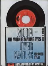 """7""""   Bert Kaempfert  Moon Over Naples"""