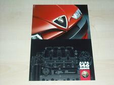 35885) Alfa Romeo 146 Junior Polen Prospekt 1998