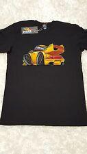 T-shirt Porsche 911 GT2 supercar, Euro Speed. AS Colour Car T-shirt