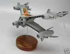 Starfury Fighter Babylon-5 Spacecraft Desk Wood Model Big New