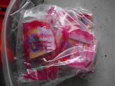 Set of 6 2002 McDonalds Happy Meal Barbie Toys MIP