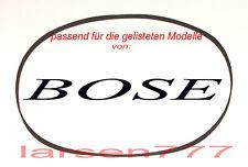 Plattenspielerriemen für BOSE 360 / BOSE MODEL 360*NEU*Peese*belt*