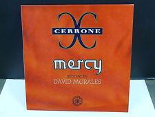 "MAXI 12"" CERRONE Mercy Remixed DAVID MORALES 8818366"