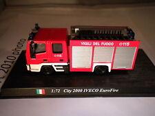 Del Prado World Fire Engines - ITALY  2000 Iveco Euro Fire Lohr-Magirus (code3)