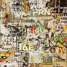 Adesivo piastrelle parete decocrazione Graffiti Tag 824