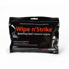 Bowling Ball Reinigungstücher Wipe n' Strike Cleaner Wipes Reiniger Tücher