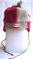 Sanetta Boys Winter Mütze rot beige    Gr. 51   UVP  13,95  €