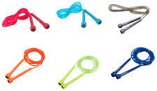 Hudora Fitness Springseil Sprungseil Fitness Rope - Länge wählbar 240/270/300 cm