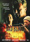 BAD BLOOD  JACK THOMPSON  CAROL BURNS  DENIS LILL  VCI  USA  DVD  NEW