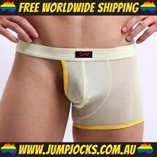 Green Half Trunks - Jocks, Fetish, Underwear, Gay *FREE SHIPPING WORLDWIDE*