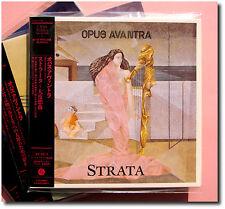 Opus Avantra , Strata  ( CD-Paper Sleeve Japan ) [Cardboard Sleeve]