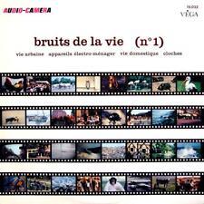 AUDIO-CAMERA Bruits De La Vie N° 1 FR Press LP