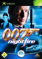 Microsoft Xbox Spiel - James Bond 007 Nightfire (mit OVP)