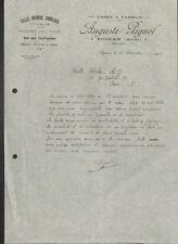 """SIGEAN (11) USINE TUILERIE / TUILES BRIQUES CARREAUX """"Auguste PIGNOL"""" en 1932"""