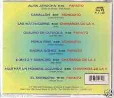 salsa rare CD  PAPAITO monguito CHARANGA DE LA 4 MANICERO perla fina ALMAJAROCHA