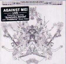AGAINST ME! - AMERICANS ABROAD! CD Neu