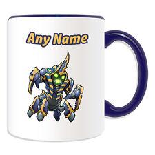 Cadeau personnalisé Anub 'arak tasse argent boîte cup world warcraft wow boss game raid