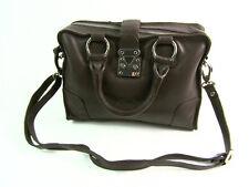 mujer diseño Súper Suave Piel PREMIUM Bolso Bolso satchel