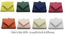Coppia Asciugamani di spugna di cotone 100% set bagno asciugamano viso+ospite