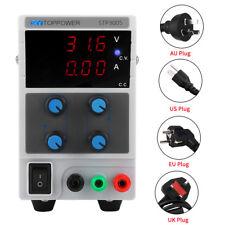 SKYTOPPOWER Variable Regulated DC Power Supply 0-30V/60V 0-3/5/10A Adjustable al