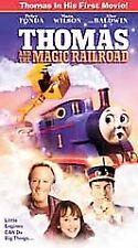 Thomas and the Magic Railroad (VHS, 2000, Clam Shell)