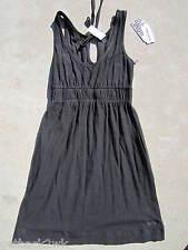 NEW* Billabong MINI Dress Bikini CoverUp $40 Retail S BLACK